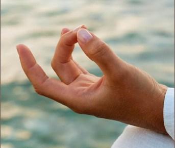 Meditationshand