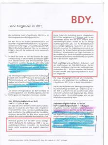 """Geschützt: Die """"Seriosität"""" des """"BDY"""" – der direkte Missbrauch der Mitgliedsbeiträge für private Werbung"""