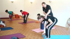 Impressionen vom 8. Seminar der Tripada – Yogalehrerausbildung 2013-2015