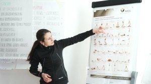 Impressionen vom 9. Seminar der Tripada-Yogalehrerausbildung