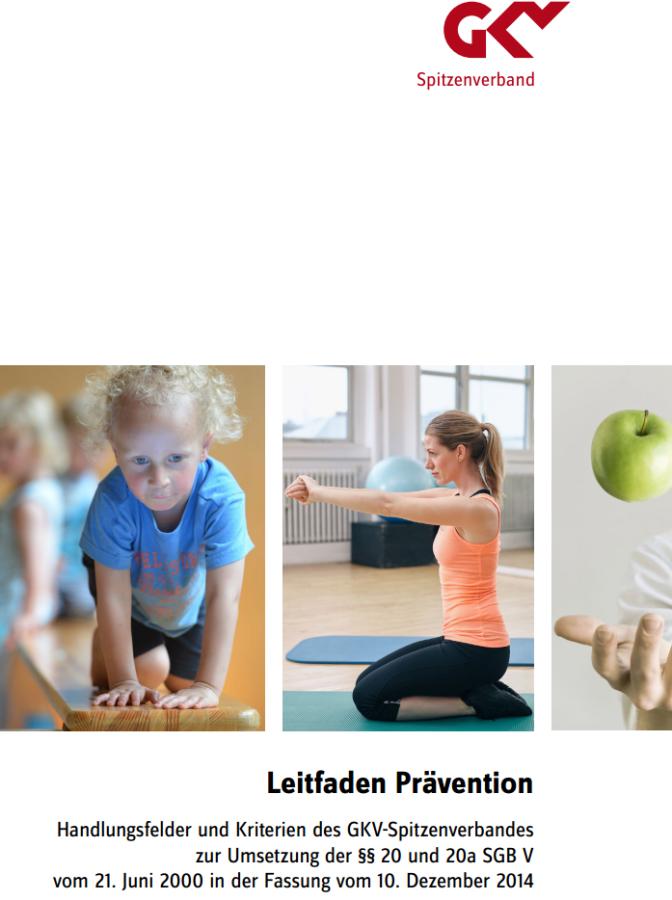 Stellungnahme des Tripada Yogalehrerverbandes zur Qualitätssicherung in der Gesundheitsförderung
