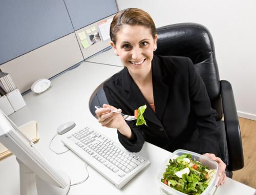 Gesundheit am Arbeitsplatz – Mehr Power und Energie am Arbeitsplatz