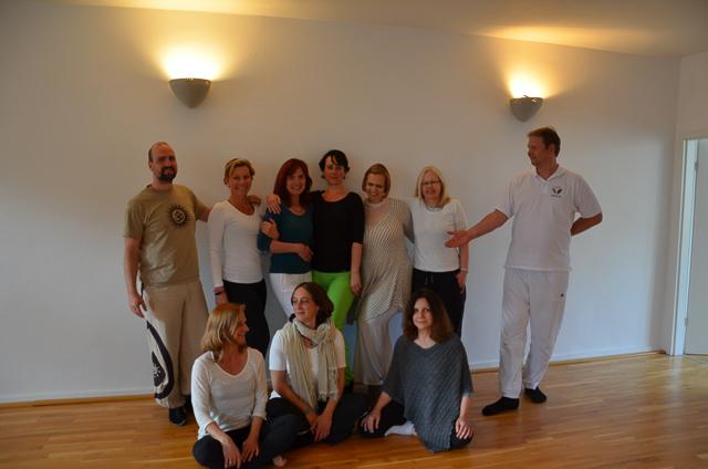Erfolgreicher Abschluss der  Tripada ®  Yogalehrerausbildung