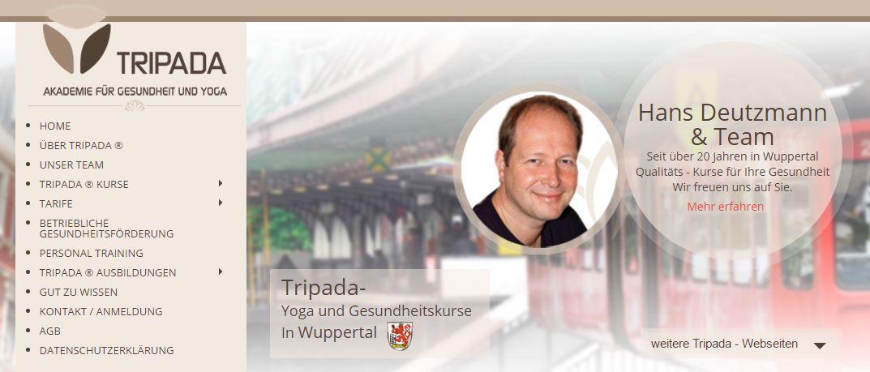 Tripada Akademie für Gesundheit und Yoga Wuppertal