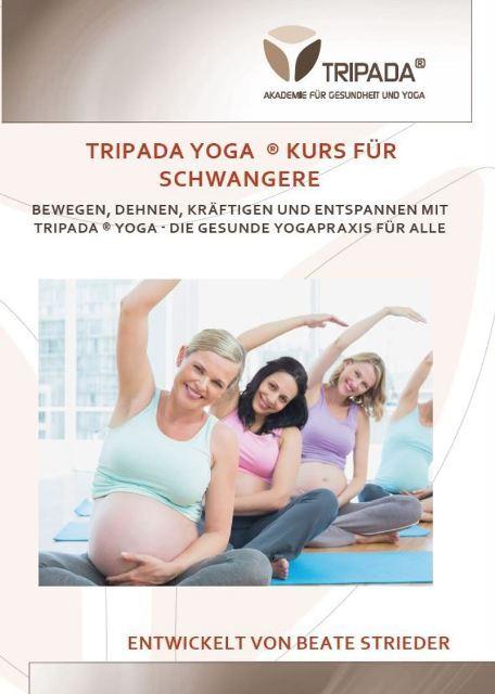 Tripada Yoga Schwangere Strieder web klein