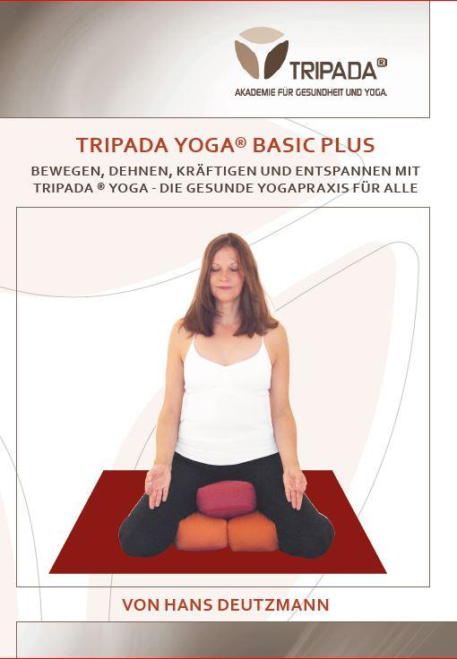 Handout Tripada Yoga Basic Plus ® publiziert
